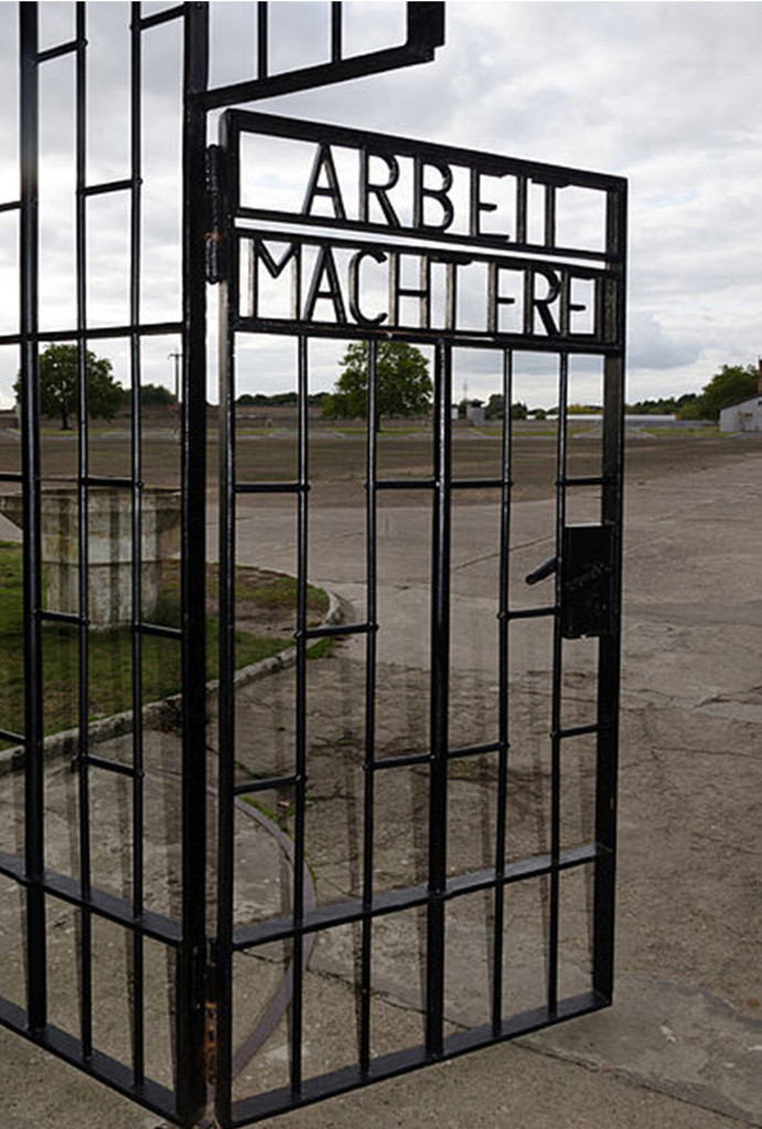 Attribution: By János Balázs from Berlin, Deutschland (memorial concentration camp sachsenhausen) [CC BY-SA 2.0 (http://creativecommons.org/licenses/by-sa/2.0)], via Wikimedia Commons
