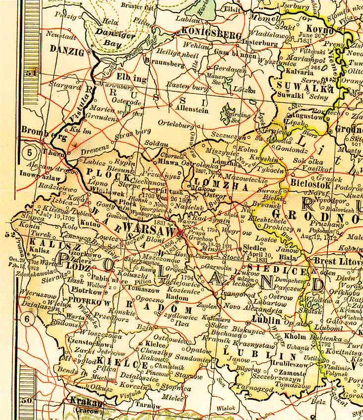 Poland 1902